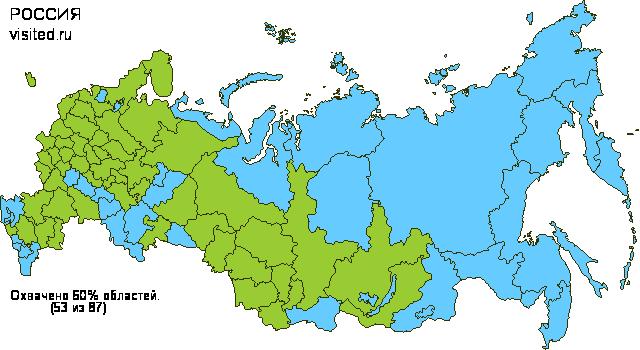 Russian regions