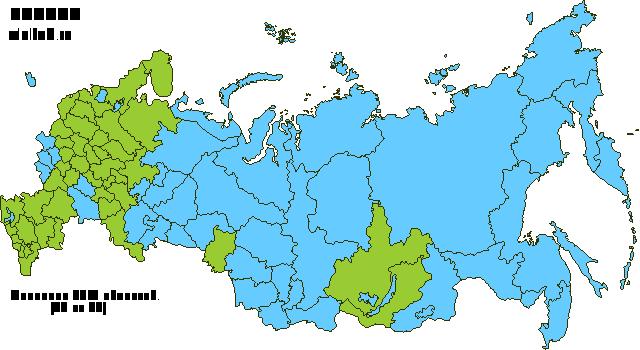 Карта российского Путешественника!